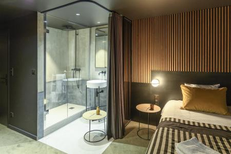 Rent in ski resort Folie Douce Hôtel - Chamonix - Shower room