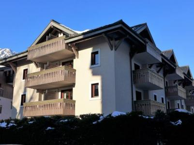 Rent in ski resort 3 room apartment 4 people (1) - Ginabelle 1 - Chamonix - Winter outside