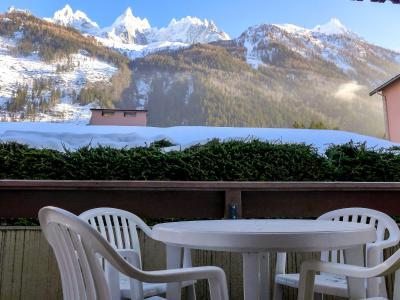 Rent in ski resort 3 room apartment 4 people (1) - Ginabelle 1 - Chamonix