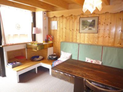 Rent in ski resort 2 room apartment 4 people (3) - Grand Roc - Chamonix - Apartment