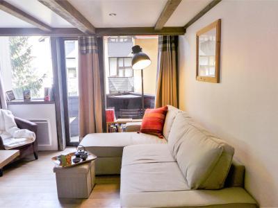 Rent in ski resort 3 room apartment 4 people (5) - Grand Roc - Chamonix - Apartment