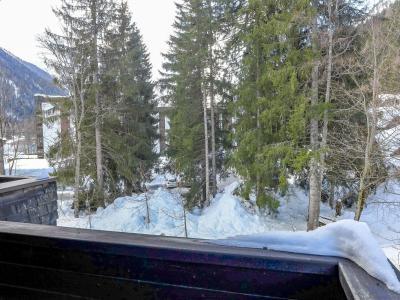 Rent in ski resort 1 room apartment 4 people (4) - Grand Roc - Chamonix
