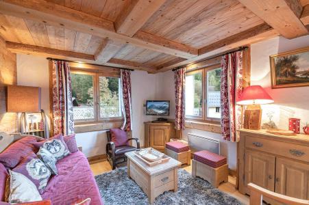 Location Chamonix : Hameau de la Blaitiere hiver