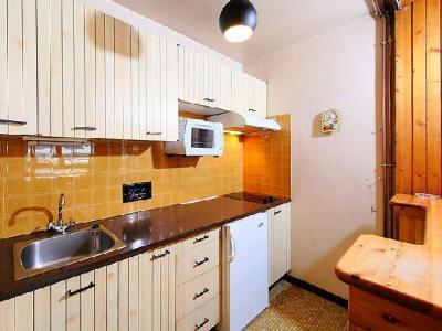 Rent in ski resort 1 room apartment 2 people (2) - L'Aiguille du Midi - Chamonix - Apartment