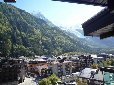 Rent in ski resort 1 room apartment 2 people (5) - L'Aiguille du Midi - Chamonix - Apartment