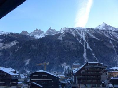 Rent in ski resort 1 room apartment 3 people (7) - L'Aiguille du Midi - Chamonix - Apartment