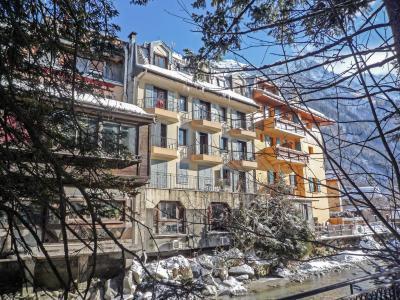 Rent in ski resort 1 room apartment 4 people (1) - L'Armancette - Chamonix