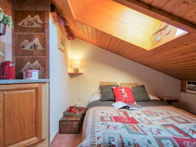 Rent in ski resort 1 room apartment 3 people (12) - L'Espace Montagne - Chamonix - Apartment