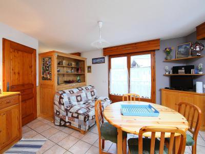 Rent in ski resort 1 room apartment 4 people (8) - L'Espace Montagne - Chamonix
