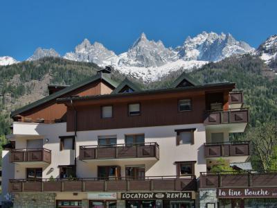 Rent in ski resort L'Espace Montagne - Chamonix