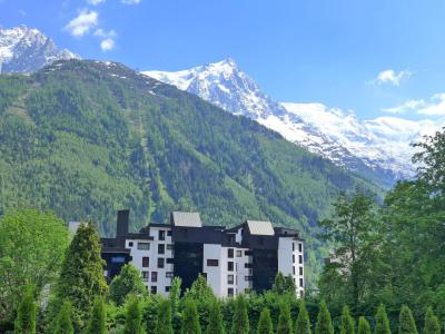 Rent in ski resort 2 room apartment 4 people (1) - L'Outa - Chamonix