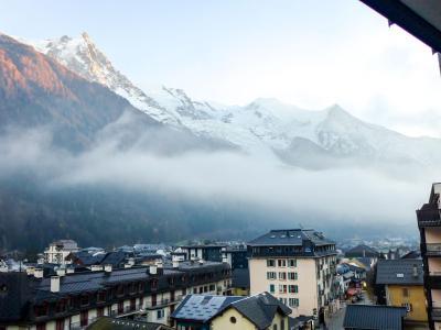 Rent in ski resort 2 room apartment 4 people (1) - L'Outa - Chamonix