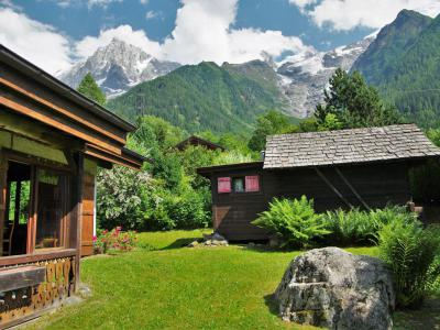 Rent in ski resort 6 room chalet 12 people (1) - L'Piri - Chamonix