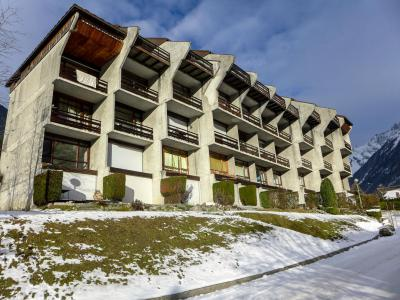 Location Chamonix : La Résidence le Grépon hiver