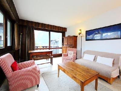 Rent in ski resort 3 room apartment 6 people (14) - Le Brévent - Chamonix - Apartment