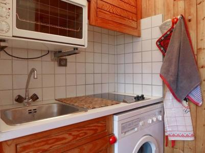 Rent in ski resort 2 room apartment 4 people (7) - Le Carlton - Chamonix - Kitchen