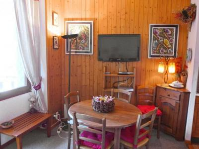 Rent in ski resort 2 room apartment 4 people (7) - Le Carlton - Chamonix - Table