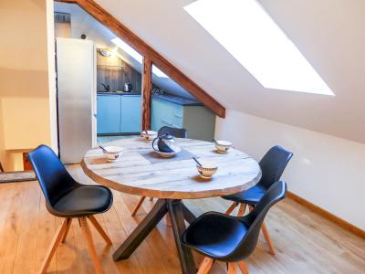 Rent in ski resort 3 room apartment 4 people (3) - Le Chalet Suisse - Chamonix - Apartment