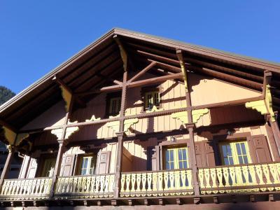 Rent in ski resort Le Chalet Suisse - Chamonix