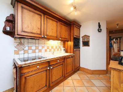 Rent in ski resort 3 room apartment 4 people (1) - Le Krystor - Chamonix - Apartment