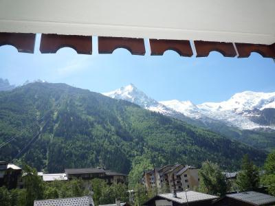 Rent in ski resort 3 room apartment 4 people (1) - Le Krystor - Chamonix