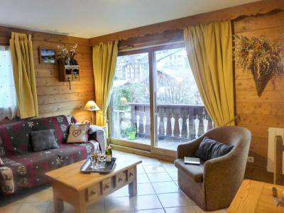 Rent in ski resort 3 room apartment 4 people (1) - Le Krystor - Chamonix