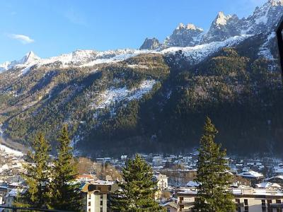 Rent in ski resort 2 room apartment 4 people (3) - Le Majestic - Chamonix - Apartment