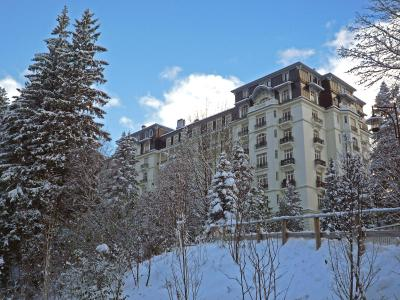Rent in ski resort 2 room apartment 4 people (3) - Le Majestic - Chamonix