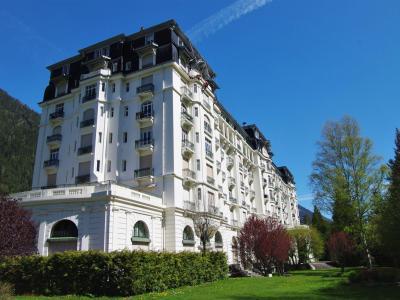 Rent in ski resort 2 room apartment 4 people (3) - Le Majestic - Chamonix
