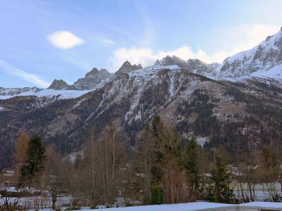 Rent in ski resort 1 room apartment 4 people (1) - Le Miage - Chamonix - Apartment