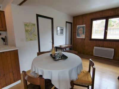 Rent in ski resort 1 room apartment 4 people (1) - Le Miage - Chamonix - Apartment