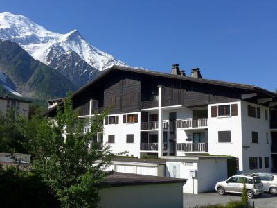 Rent in ski resort 1 room apartment 4 people (1) - Le Miage - Chamonix