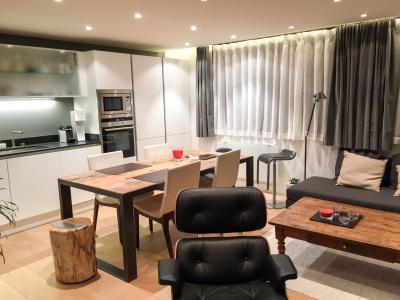 Rent in ski resort 1 room apartment 2 people (10) - Le Mummery - Chamonix - Apartment