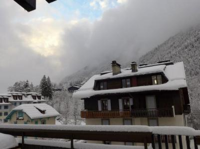 Rent in ski resort 2 room apartment 4 people (4) - Le Mummery - Chamonix - Apartment