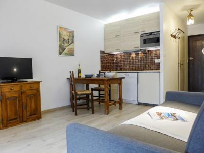 Rent in ski resort 1 room apartment 2 people (2) - Le Pramouny - Chamonix - Kitchenette