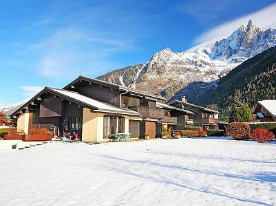 Rent in ski resort 1 room apartment 2 people (2) - Le Pramouny - Chamonix - Winter outside