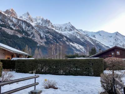 Rent in ski resort 1 room apartment 2 people (2) - Le Pramouny - Chamonix