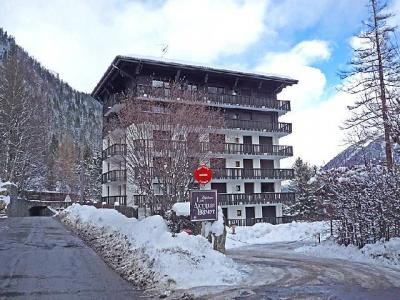 Rent in ski resort 2 room apartment 4 people (3) - Les Aiguilles du Brévent - Chamonix - Winter outside