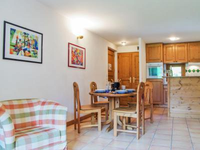 Rent in ski resort 3 room apartment 4 people (4) - Les Capucins - Chamonix - Apartment