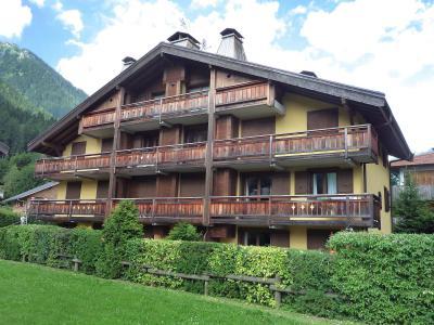 Rent in ski resort 3 room apartment 4 people (4) - Les Capucins - Chamonix