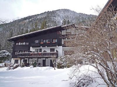 Rent in ski resort 3 room apartment 6 people (2) - Les Charmoz - Chamonix - Winter outside
