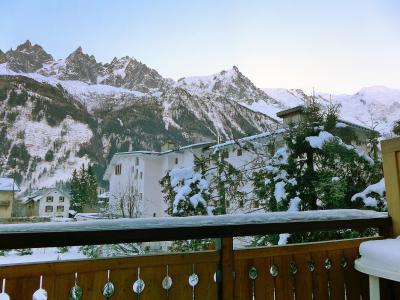 Rent in ski resort 3 room apartment 6 people (2) - Les Charmoz - Chamonix