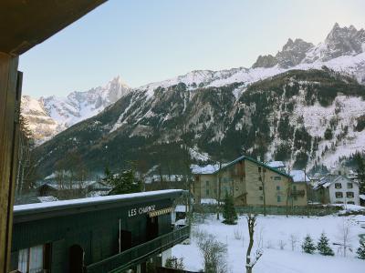 Rent in ski resort 3 room apartment 6 people (3) - Les Charmoz - Chamonix