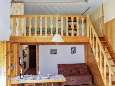Rent in ski resort 1 room apartment 4 people (3) - Les Evettes - Chamonix - Apartment