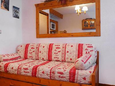 Rent in ski resort 1 room apartment 2 people (2) - Les Jardins du Mont-Blanc - Chamonix - Apartment