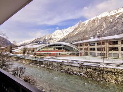 Rent in ski resort 1 room apartment 4 people (4) - Les Jardins du Mont-Blanc - Chamonix - Apartment