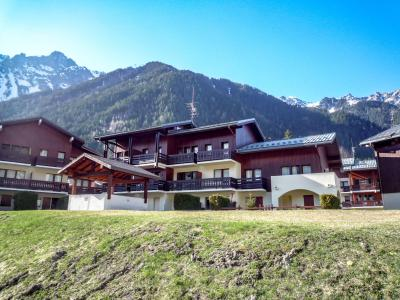 Rent in ski resort Les Jardins du Mont-Blanc - Chamonix