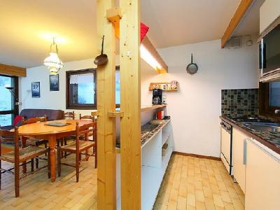 Rent in ski resort 3 room apartment 4 people (2) - Les Pelarnys - Chamonix - Apartment