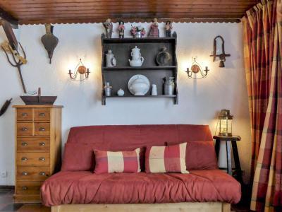 Rent in ski resort 1 room apartment 3 people (1) - Lognan - Chamonix - Apartment