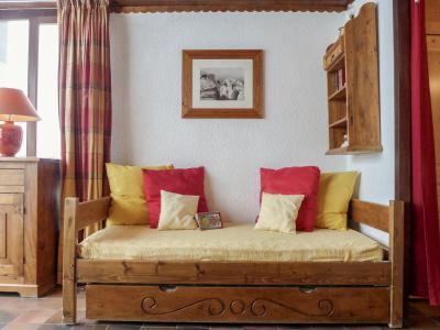 Rent in ski resort 1 room apartment 3 people (1) - Lognan - Chamonix